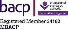 FAQ. BACP  Smaller New Logo 2019 Purple